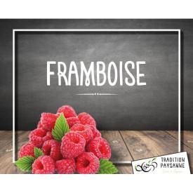 Framboise (barquette 125g)