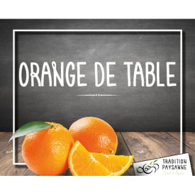 Orange de table (500g)