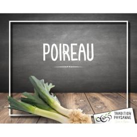 Poireau (500g) Prod. locale