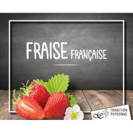 Fraise française (barquette...