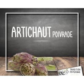 Artichaut poivrade (la botte)