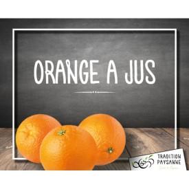 Orange à jus (500g)