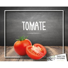 Tomate ronde LOCALE (500g)