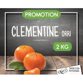 Clémentine Orri (2kg)