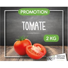 Promo Tomate Grappe (2 kg)...