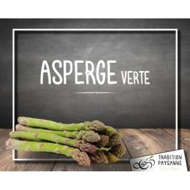 Asperge Verte (la botte 500g)