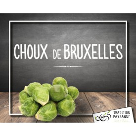 Choux de Bruxelles (500g)