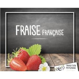 Fraise française CLERY (500g)