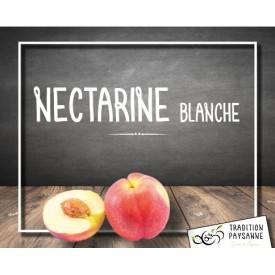 Nectarine blanche (500g)
