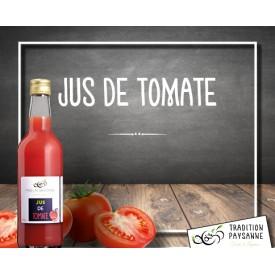 Pur jus de tomate 50 cl