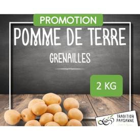"""Pomme de terre """"GRENAILLES""""..."""