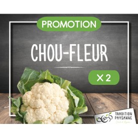 Chou-Fleur X 2