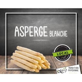 Asperge blanche LOCALE (la...