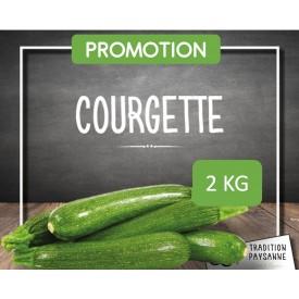 Courgette (2KG)